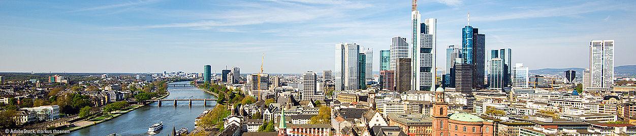 Haas-Standort in der Finanzmetropole Frankfurt am Main