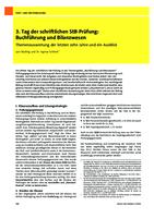 3. Tag der StB-Prüfung 2021: Buchführung und Bilanzwesen