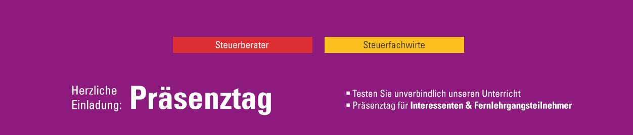 Präsenztag in Frankfurt a.M. - Probeunterricht kostenfrei, Präsenzunterricht für Fernlehrgangsteilnehmer