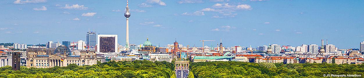 Haas-Standort in Berlin