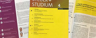 Fachwissen in verschiedenen Fachzeitschriften