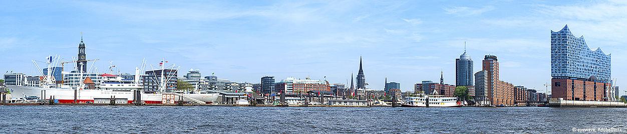 Haas-Standort in der Hansestadt Hamburg