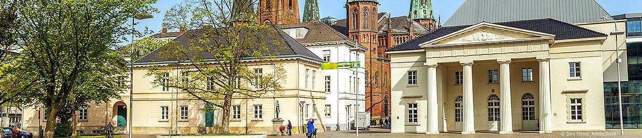 Haas-Standort in Oldenburg
