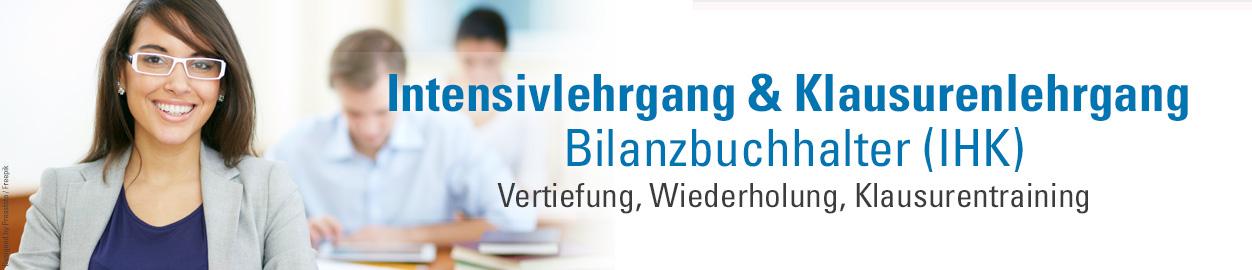 Intensiv- & Klausurenlehrgang Bilanzbuchhalter