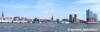 Haas-Standort in Hamburg