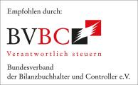 Empfohlen durch: BVBC – Verantwortlich steuern